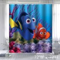 Finding Nemo Custom Bathroom Shower Curtain
